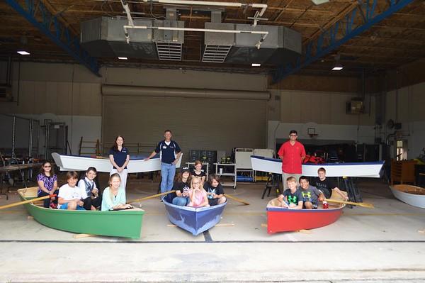 Ed White Skiff Boats