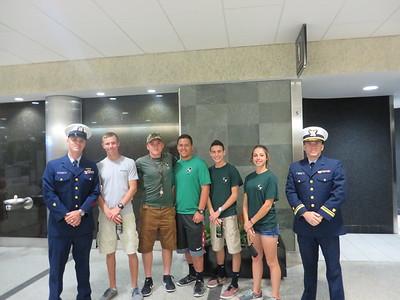 Clear Falls Honors Heroes