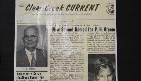 Greene 40th Anniversary