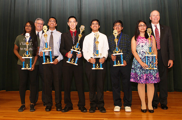 Science & Engineering Fair Winners 2017