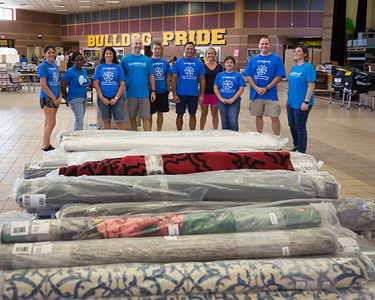 Area Rugs Donated by LyondellBasell