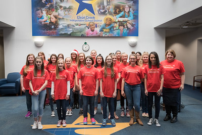 Creekside Int School Girls Choir