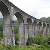 Glenfinnan viaduct (track under bridge 13E) - 6