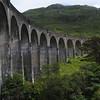 Glenfinnan viaduct (track under bridge 13E) - 7
