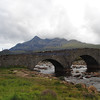 Sligachan Bridge and river - 09