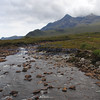 Sligachan Bridge and river - 05