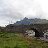 Sligachan Bridge and river - 08