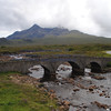 Sligachan Bridge and river - 11