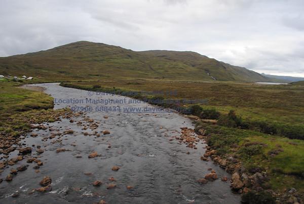 Sligachan Bridge and river - 12