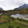 Sligachan Bridge and river - 02