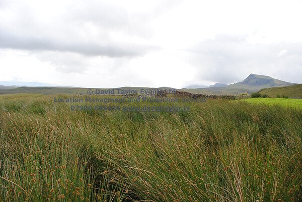 Track Bottom of Quiraing By cemetery - 03