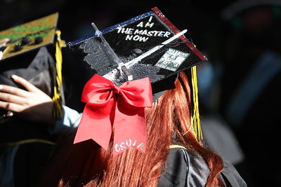 Charter College of Education Commencement Ceremony, Class of 2021. Photos by J. Emilio Flores/Cal State LA