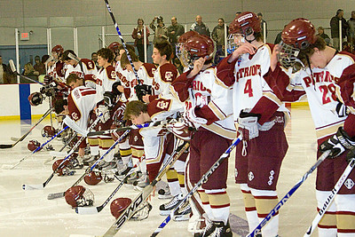 Boys Hockey 2010