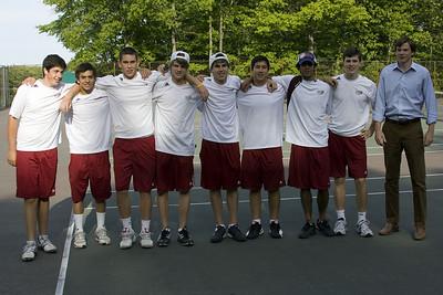 Boys Tennis 2010