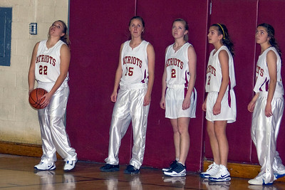 Girls Basketball 2010