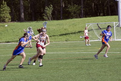 Girls LAX 2010
