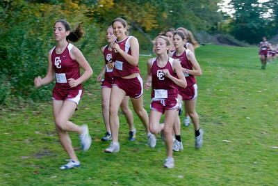Girls XCountry 2010