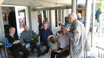 CCRI initiative in Georgia