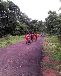 Women in Tadoba Andhari Tiger Reserve