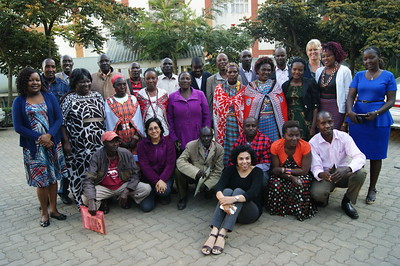 CCRI Workshop in Kenya 2016