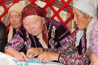 Kyrgyzstan CCRI 2017 Chon-Kemin region Shabdan village