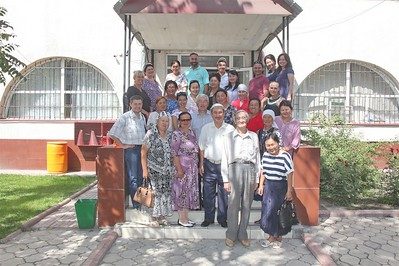 Kyrygzstan CCRI 2017 national seminar
