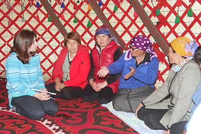 Kyrgyzstan CCRI 2017 Zhyrgalan village