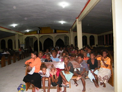 Sulufou CCRI, Solomon Islands