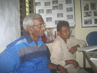 CCRI in Sri Lanka