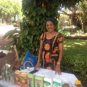 Demonstrating traditional medicinal plants