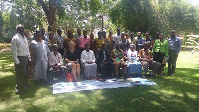 CCRI Tanzania group photo