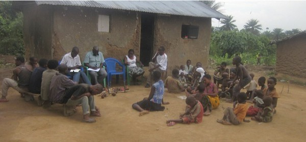 Kalangala CCRI, Uganda