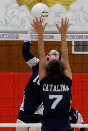 CCS DV Championship Volleyball - 111116