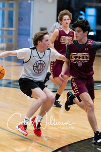 CCS JV Boys Basketball 2-14-20
