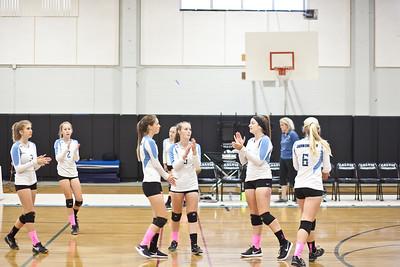 2017 CCHS Volleyball