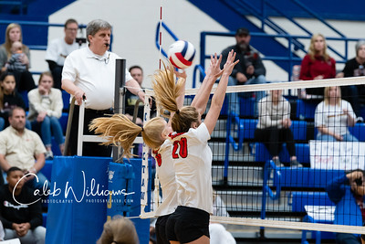 CCS Volleyball State 2019