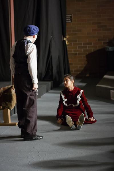 """CCS Fall Theatre - """"Cases   Identity"""" 156"""