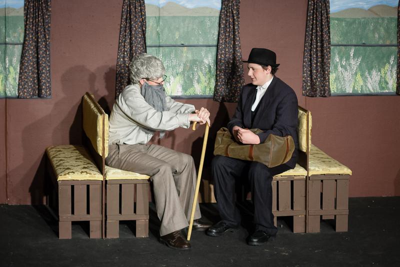 """CCS Fall Theatre - """"Cases   Identity"""" 118"""