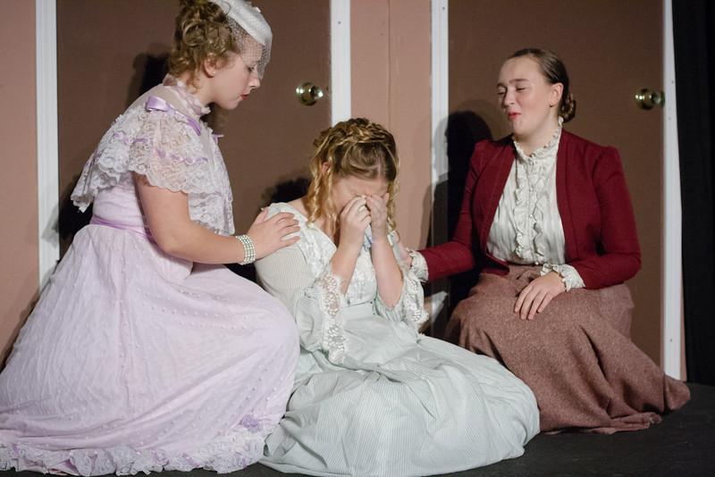"""CCS Fall Theatre - """"Cases   Identity"""" 107"""