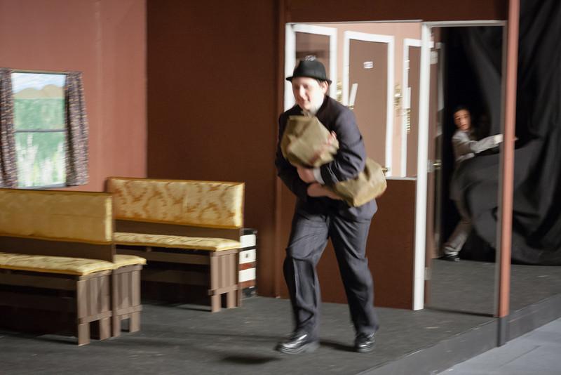 """CCS Fall Theatre - """"Cases   Identity"""" 141"""