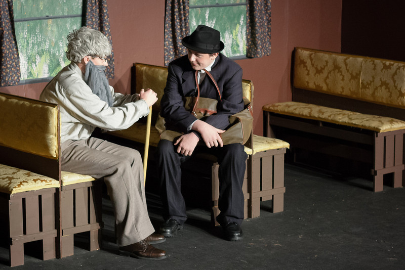 """CCS Fall Theatre - """"Cases   Identity"""" 117"""