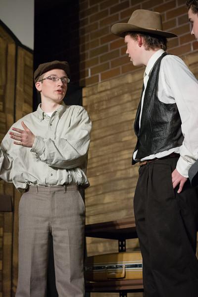 """CCS Fall Theatre - """"Cases   Identity"""" 108"""