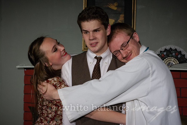 CCS Theater - Fools, Fall 2014