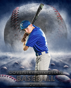 Dream Team Individual Baseball Template
