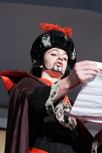 CCS Theater - Aladdin, Spring 2014