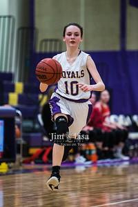 Community Christian School 9th Grade  Basketball vs Stratford