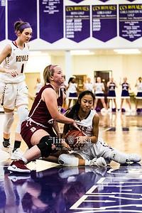 Community Christian School Varsity Basketball vs. Byng