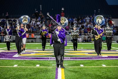Band and Cheer, September 4