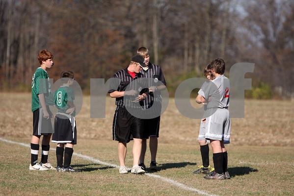 Batavia Boys U-14 vs Goshen 11/8/09