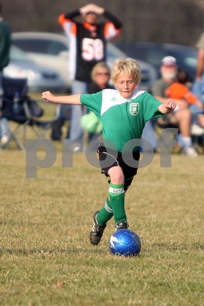 U-12 boys  Batavia vs Bethel '09